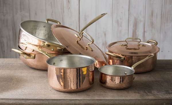 Things To Look For To Find The Best Copper Cookware