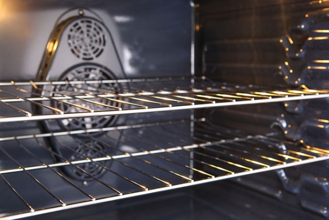 how does convection oven work