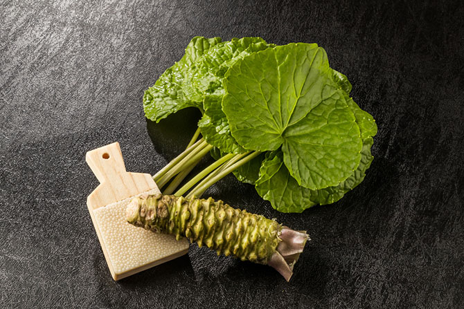 Horseradish Substitute - wasabi