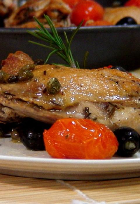 medditernean chicken