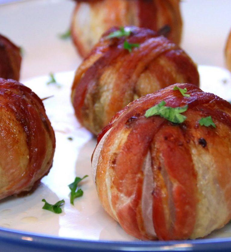 onion bacon bombs