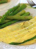 asparagusomelet