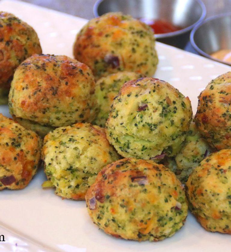 broccoli cheeseballs