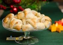 شیرینی گردویی مجارستانی | Hungarian Walnut Rolls