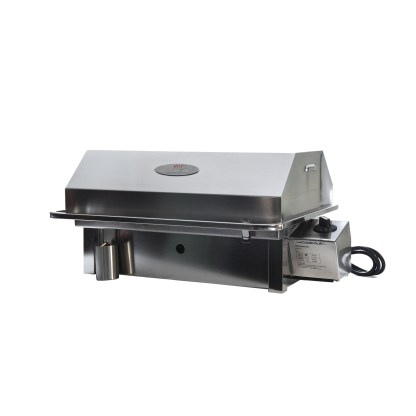 Classic Electric Stainless BBQ 3
