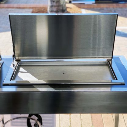 Deluxe Electric Built-In Boat BBQ