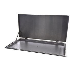 Deluxe Electric Built-In BBQ 2