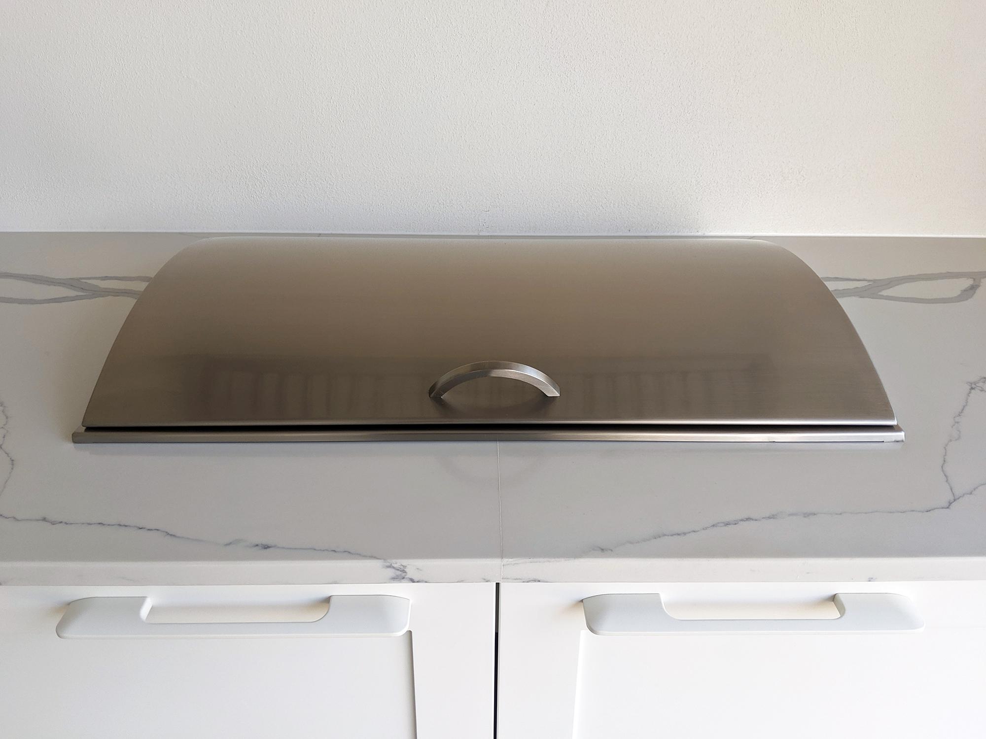 Australian stainless steel electric Infinity Teppanyaki BBQ