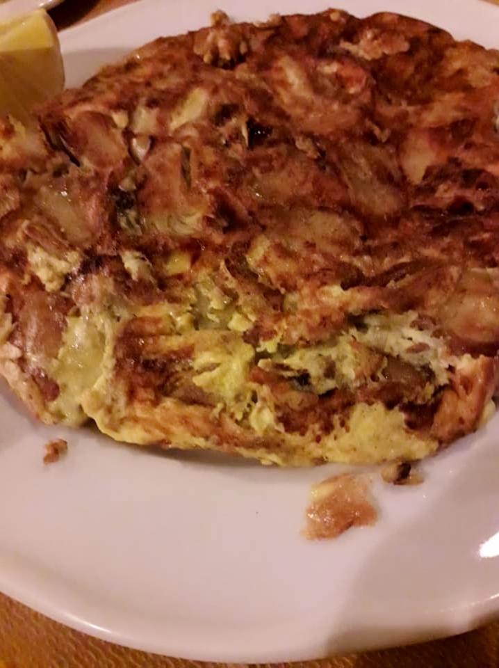 tinos omeleta
