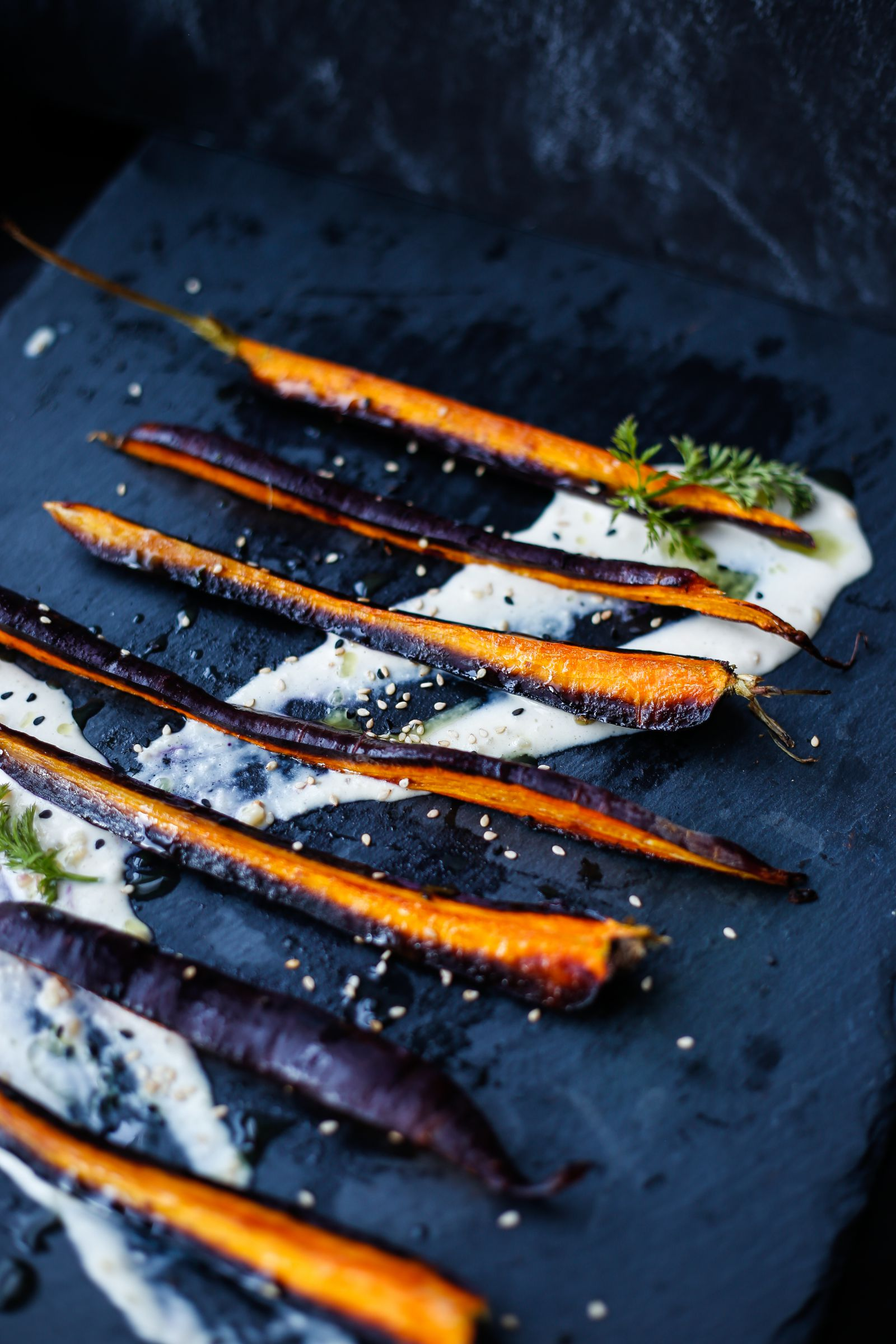 Roasted Carrots Recipe Primal Gourmet