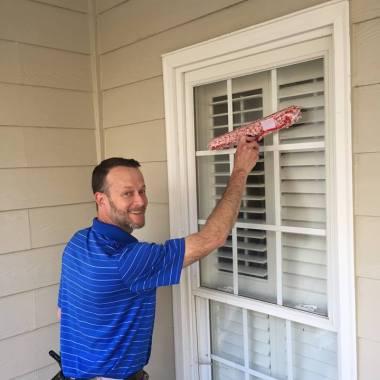 Expert window washer in Bogart GA