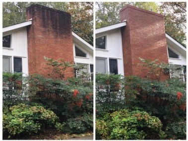 pro brick cleaning