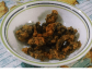 Beet Green and Corn Pakoda