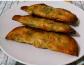 Baked Pappad samosas