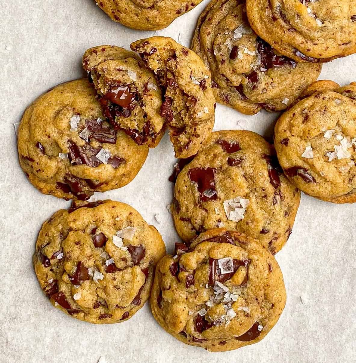 My Ultimate Chocolate Chip Cookie