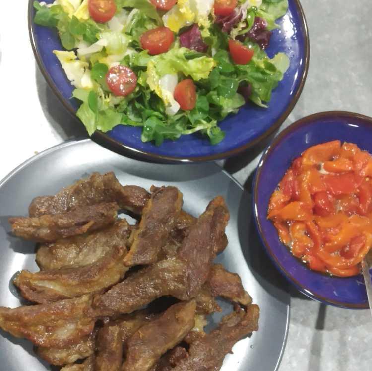 Cook Slow Lagarto Iberico