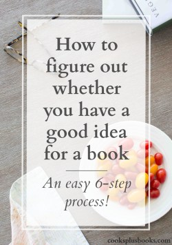 is my book idea good