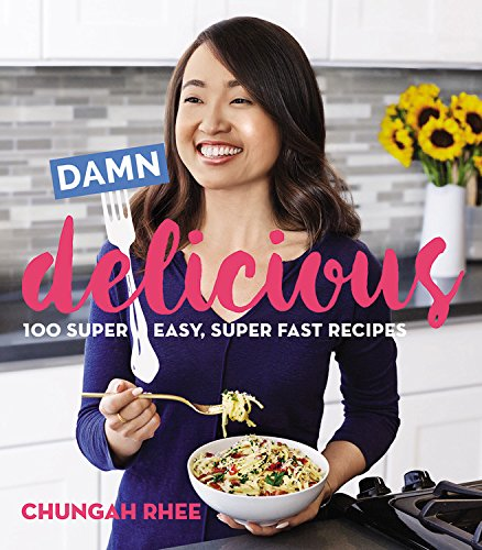 Damn Delicious by Chungah Rhee book deal