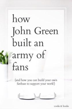 how john green sold so many books