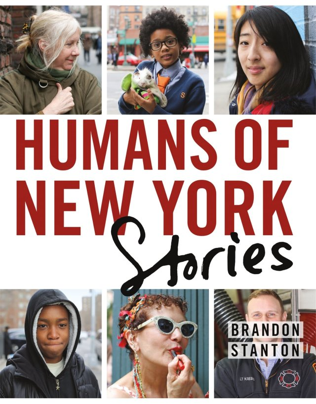 Humans of New York Brandon Stanton book