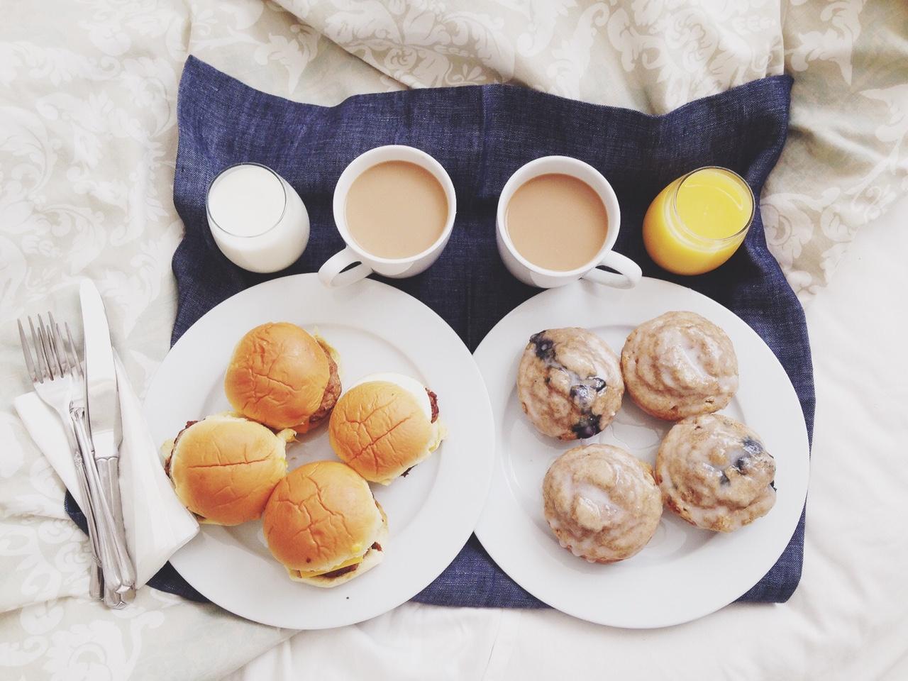 Pancake Muffins Recipe