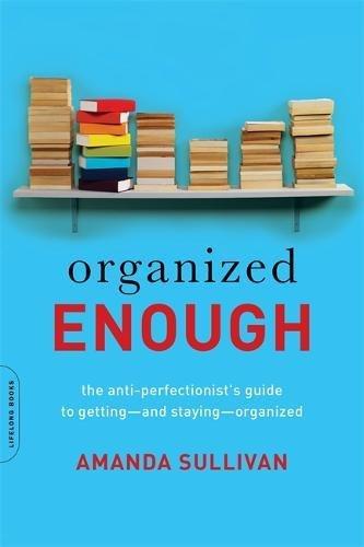 Organized Enough Amanda Sullivan book deal