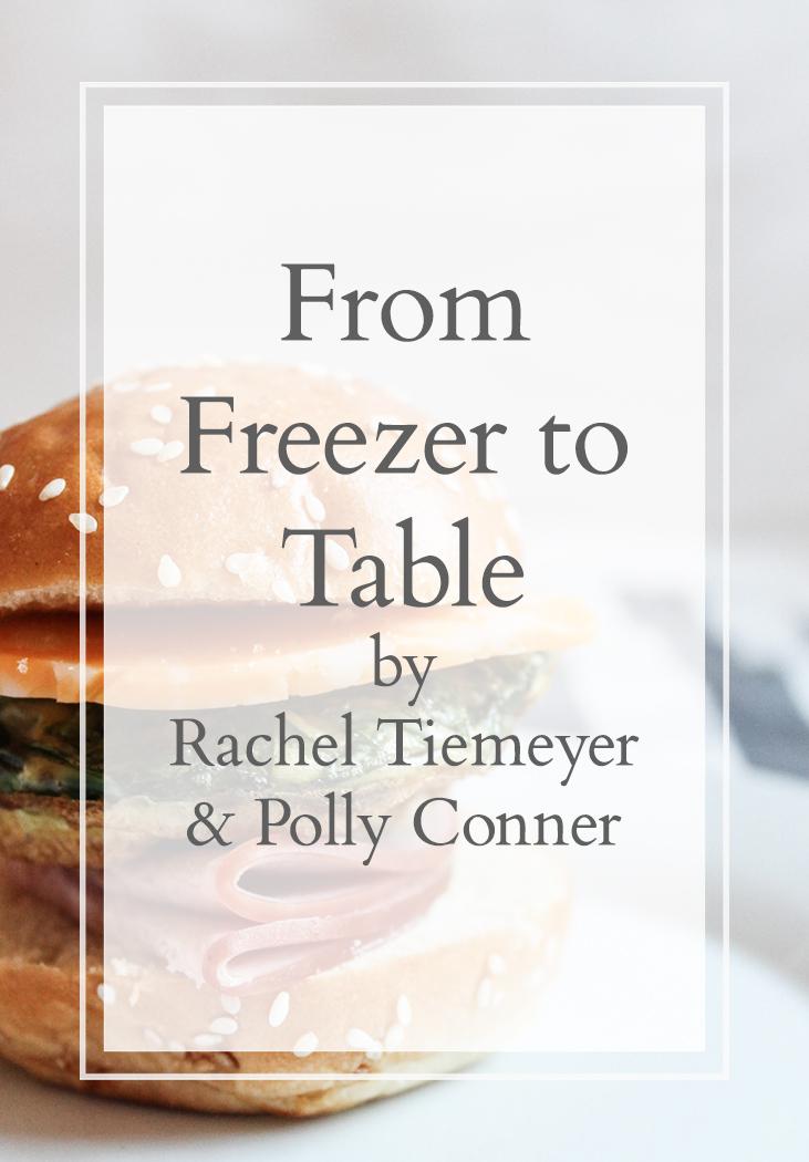 Polly Conner Rachel Tiemeyer Thriving Home book deal