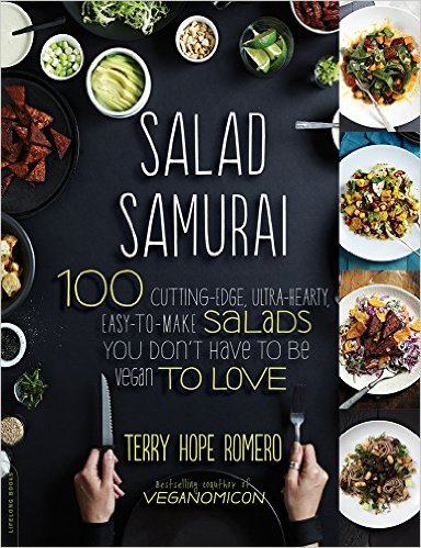 salad samurai book cover