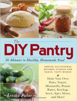 The DIY Pantry by Kresha Faber