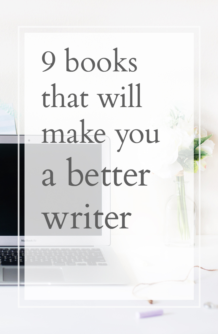 craft writing books to make you a better writer