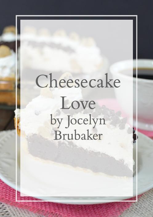 cheesecake love cookbook jocelyn brubaker book deal