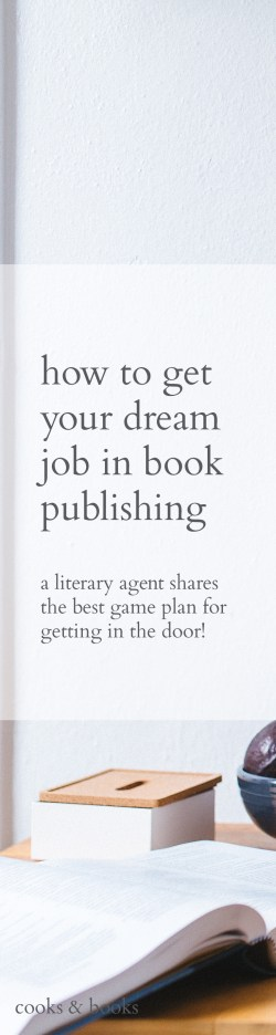how to become a literary agent (long)
