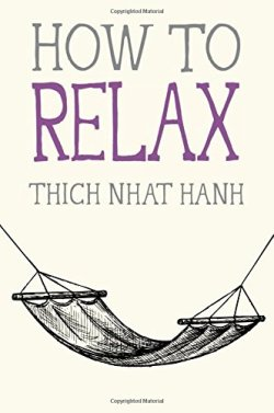 how to relax book cover