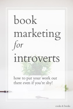 book marketing blogging book publishing for introverts