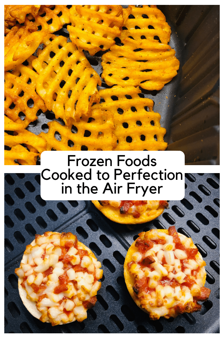 Frozen Foods Cooked Perfectly In The Air Fryer Cooks