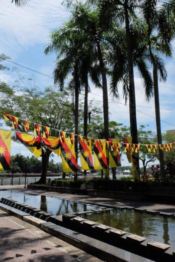 river side Kuching