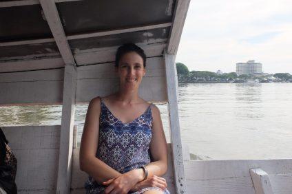 boat Sarawak River
