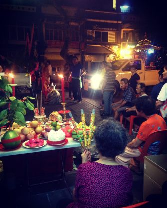 chinese festival kuching