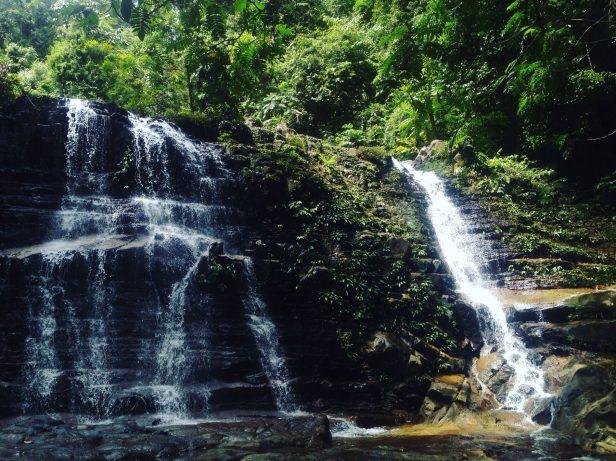 waterfall Kubah National Park