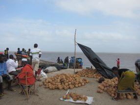 market Mozambique