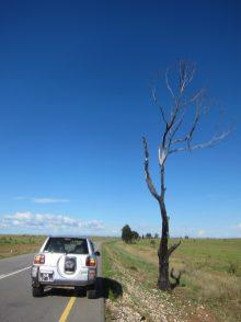 angola road trip