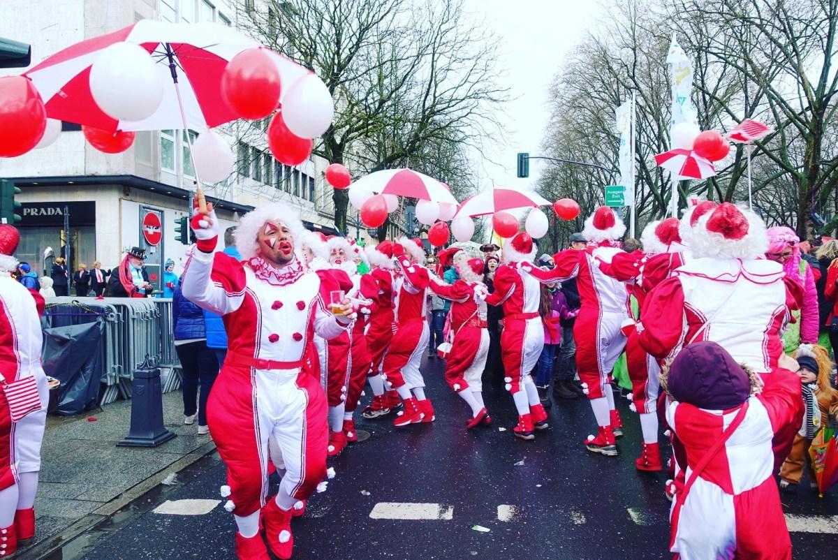 Düsseldorf's Carnival