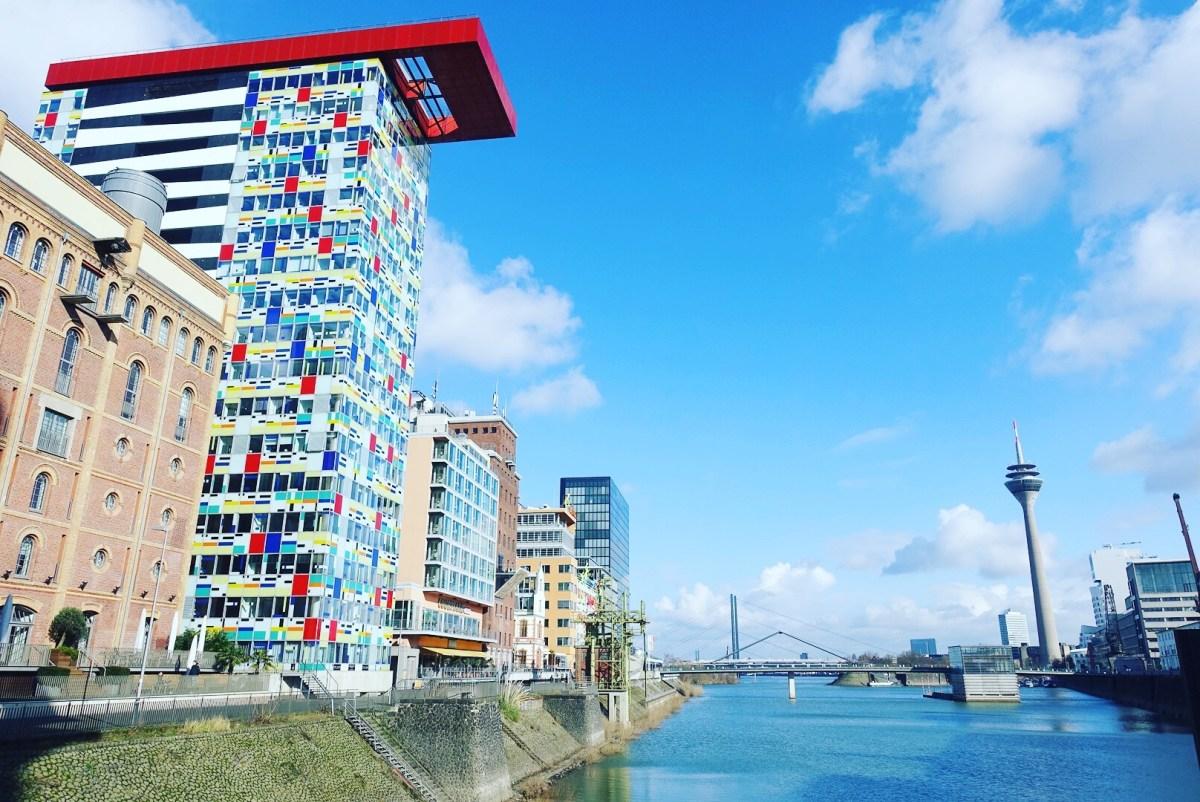 Düsseldorf Art Scene & Architecture