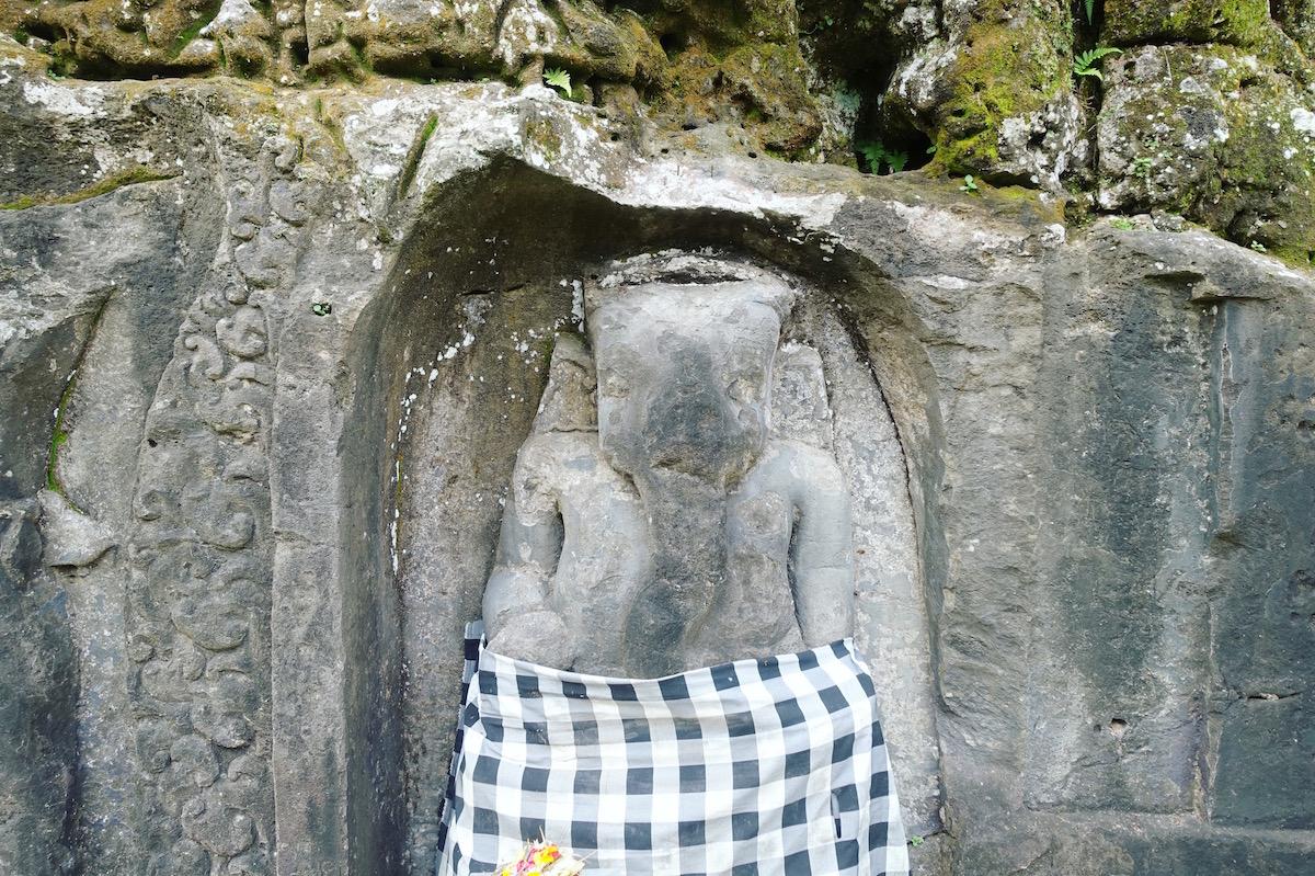 Yeh Pulu temple _ Bali