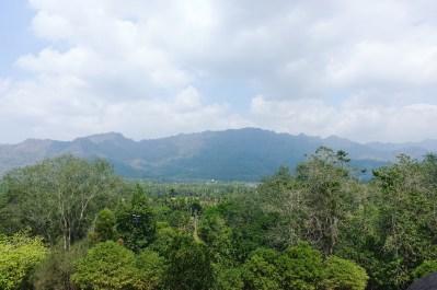 Borobudur surroundings