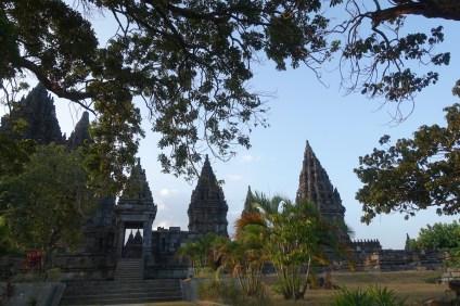Prambanan surrounding