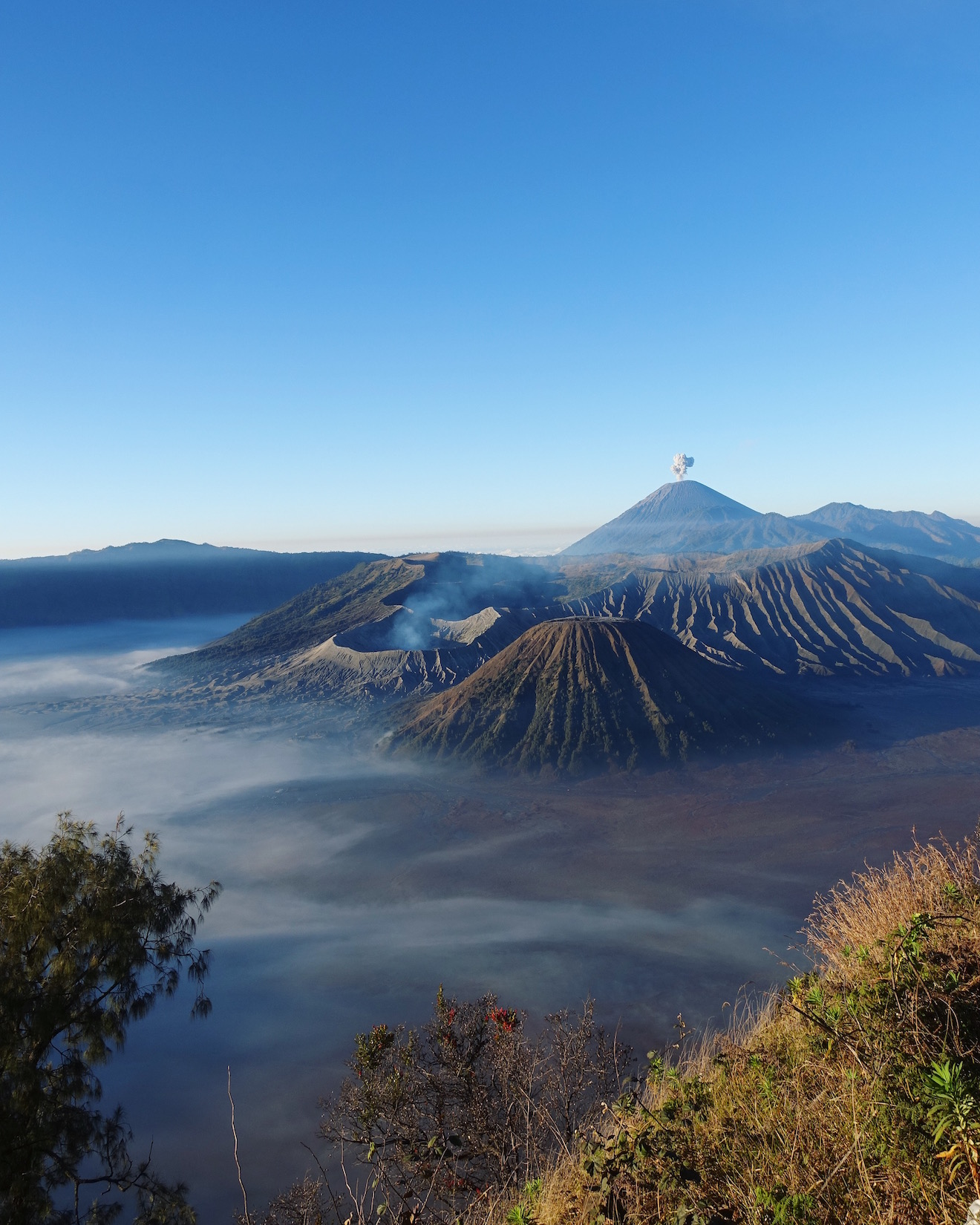 Sunrise at Bromo, for Free and Without a Tour