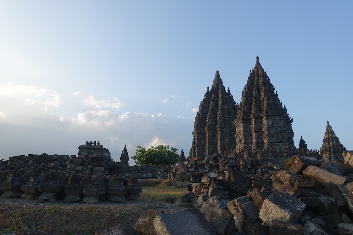 Prambanan and Borobudur – How to visit both without a tour