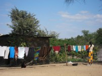 Namibia village travel
