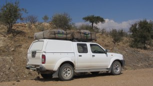 independent travel africa driving